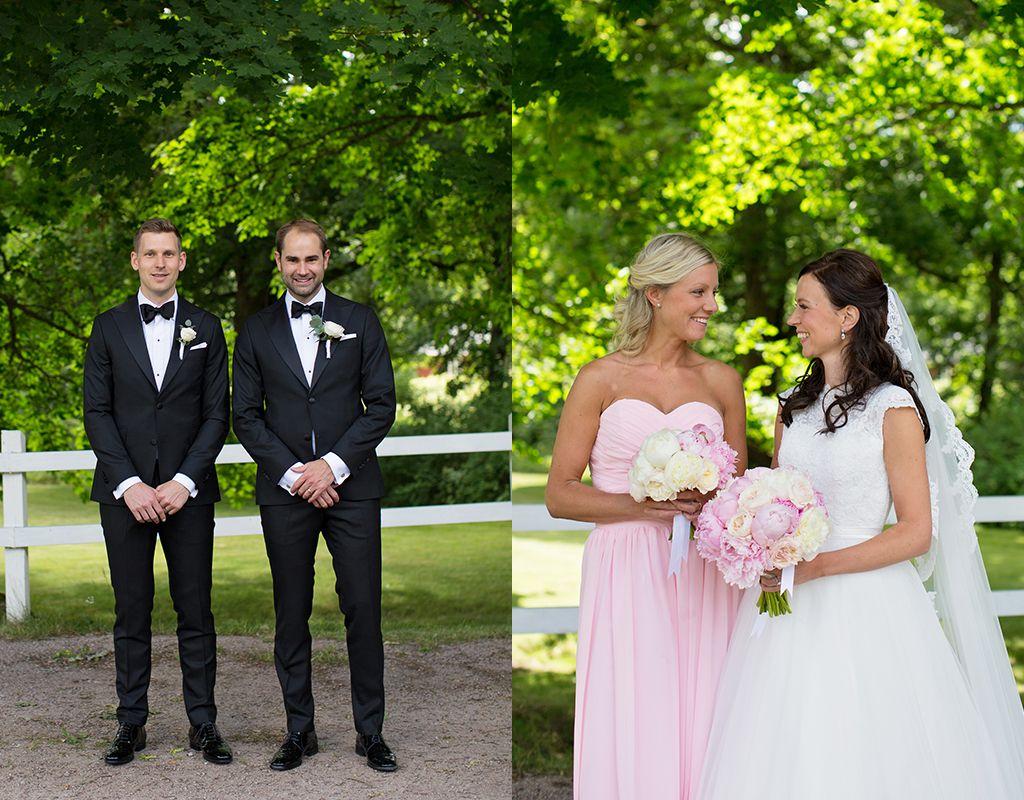 Bröllop i Tranås; Anna och Fredrik i 2020   Bröllop