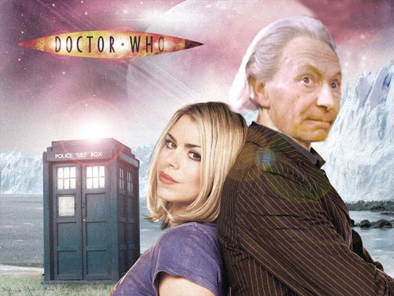 Image result for William Hartnell Billie Piper
