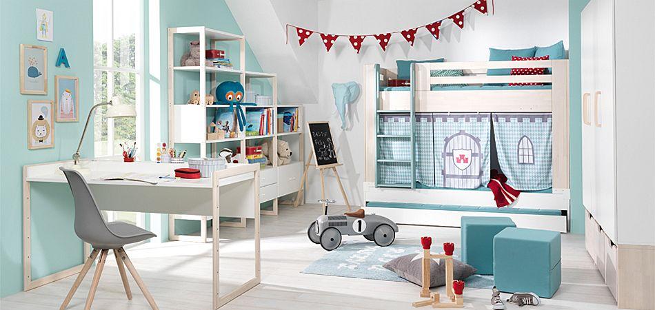 Kinderzimmer Minimundo von Wellemöbel | Kinderzimmer | Pinterest ...
