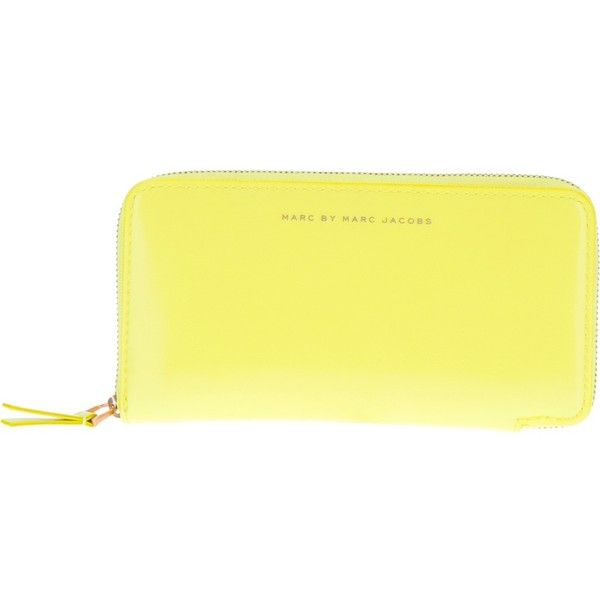 MARC BY MARC JACOBS long zip-up purse $255