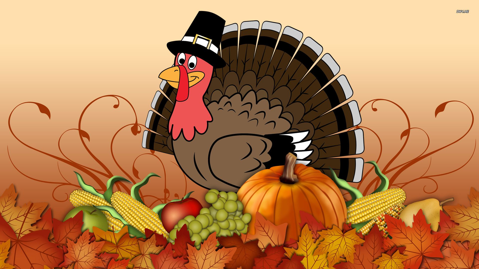 40 Free Thanksgiving Background Wallpapers For Desktop Happy