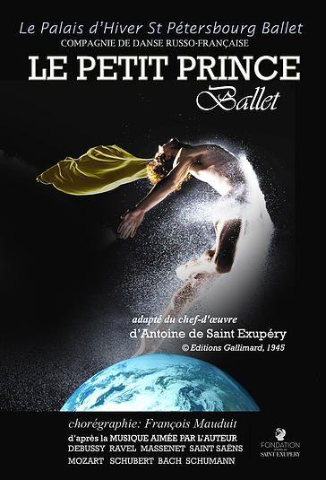 Le Palais d'Hiver Ballet | Le Petit Prince