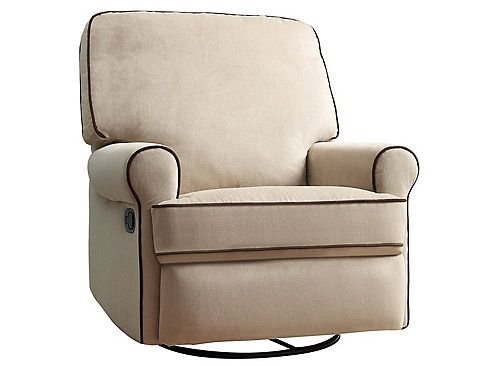 The Birch Hill swivel glider recliner offers outstanding comfort and ...
