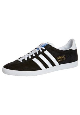 Bestill adidas Originals GAZELLE OG - Joggesko - black/white/metallic gold for kr 899,00 (15.05.16) med gratis frakt på Zalando.no
