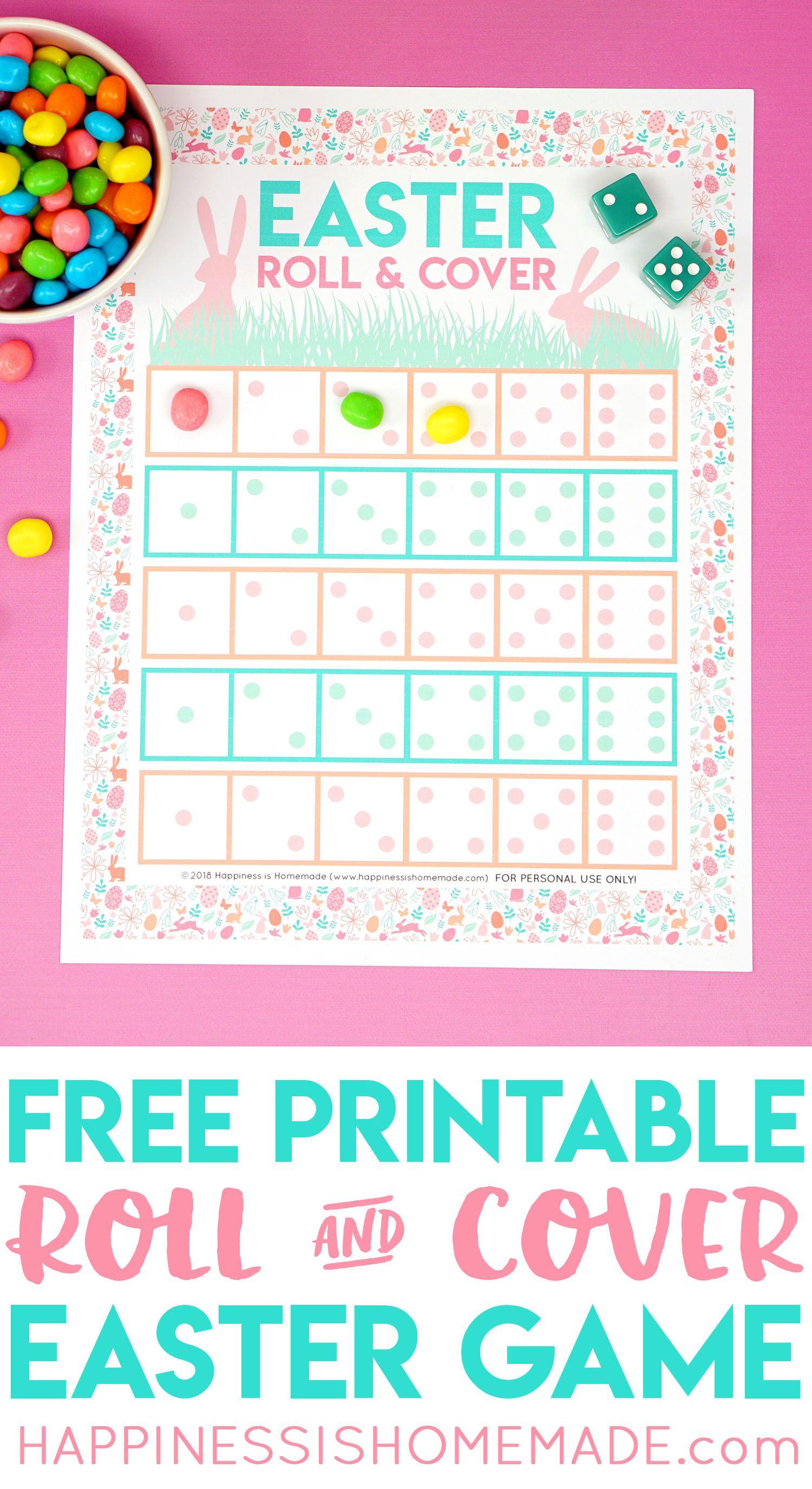 Printable Game Cover