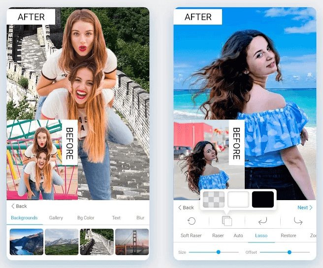 Top 13 Best Photo Background Changer Apps For Android 2020 Best Photo Background Photo Background App Photo Backgrounds