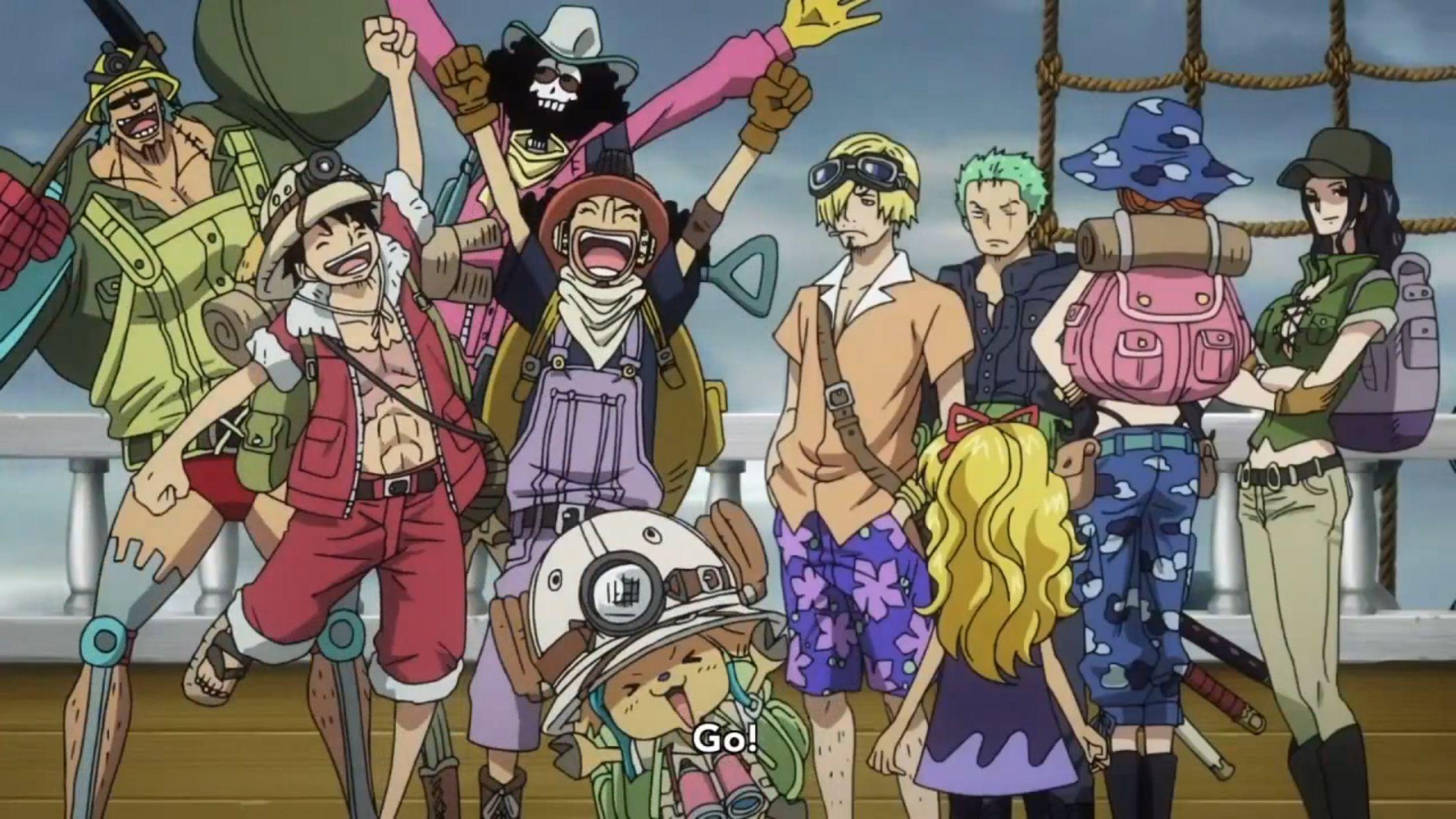 Mugiwaras One Piece Piece Imagenes De One Piece