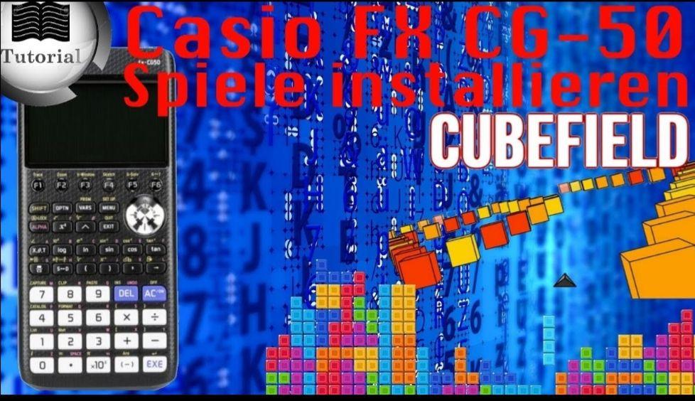 Casio Spiele Installieren