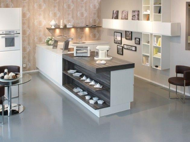 cuisine avec lot de pr paration de grand format compos. Black Bedroom Furniture Sets. Home Design Ideas