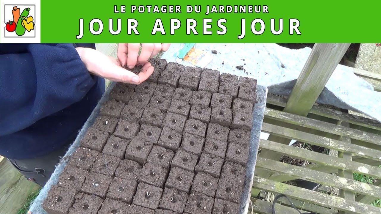 Preparation Du Terreau A Presse Mottes