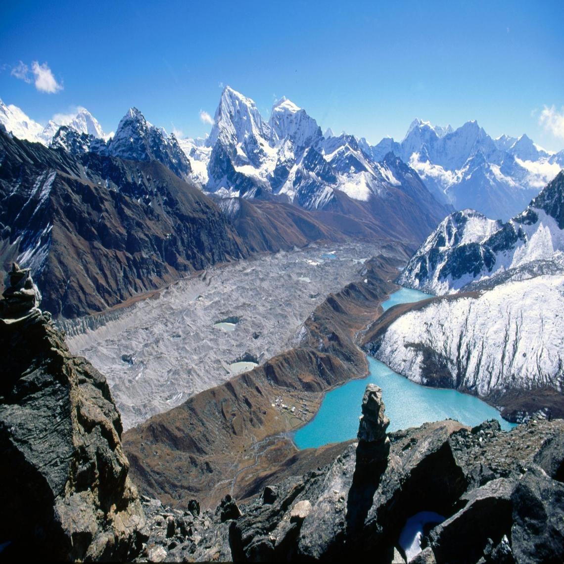 Majestic Asia Landscape
