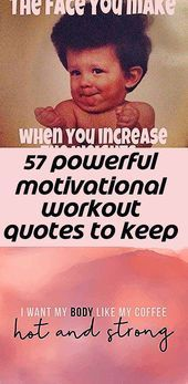 57 powerful motivational workout quotes to keep you going! 17 #stairmasterworkou...  57 powerful mot...
