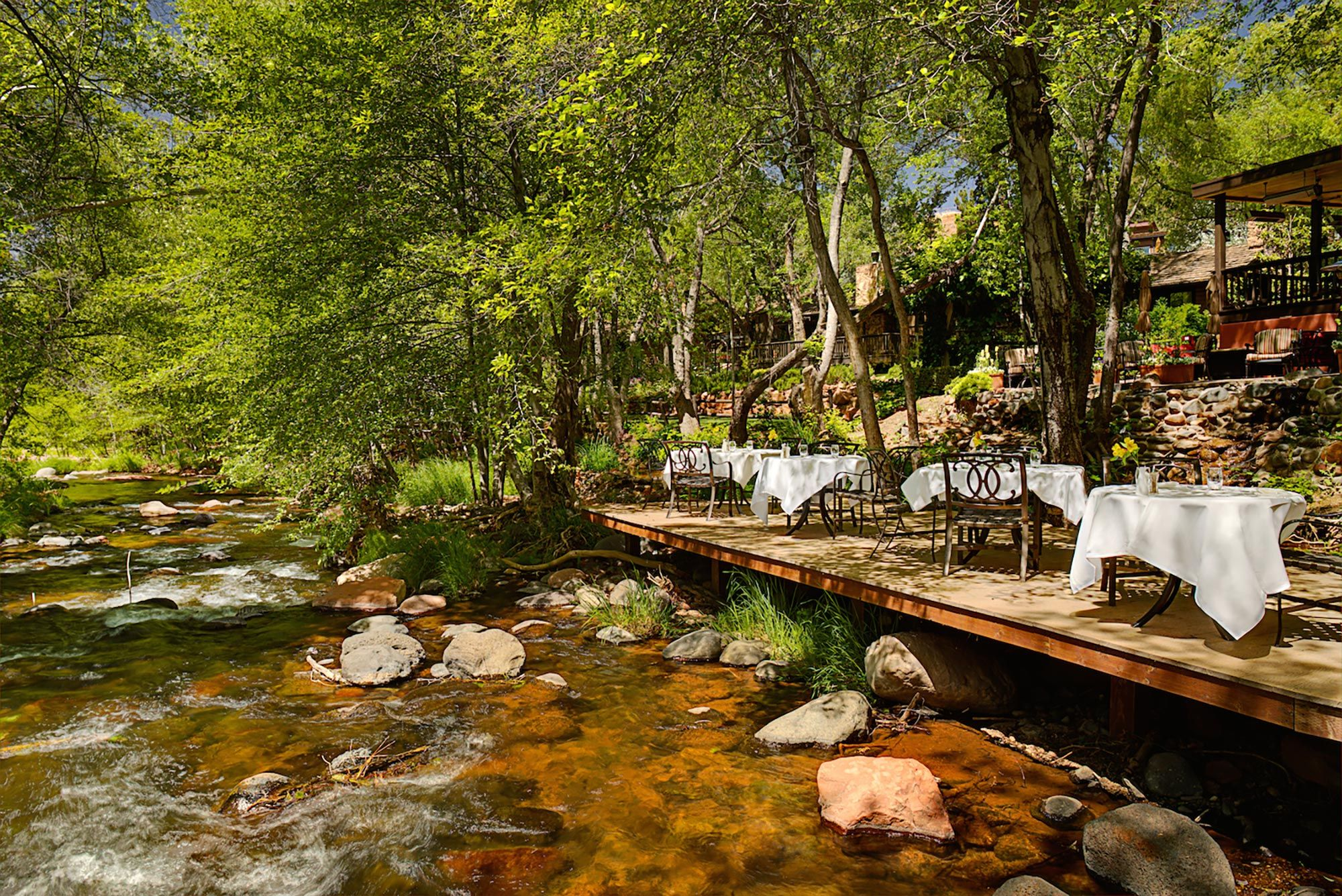Browse photos of our beautiful Sedona resort, including the spa, dining and…L'auberge