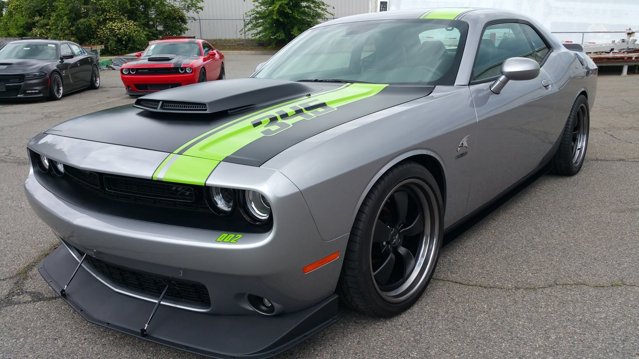 This 2016 war hawk performance 345 stage ii challenger is powered by a 500rwhp 5 7l