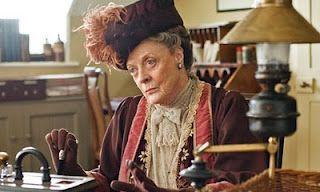 Phenomenal Maggie Smith In Swivel Chair Downtonabbey Downton Abbey Forskolin Free Trial Chair Design Images Forskolin Free Trialorg