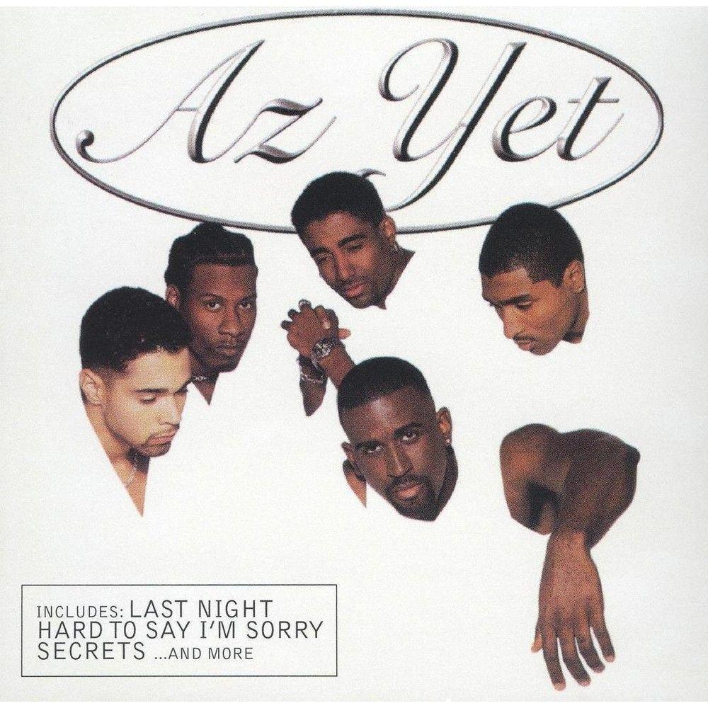 Az Yet - Az Yet (CD), Pop Music