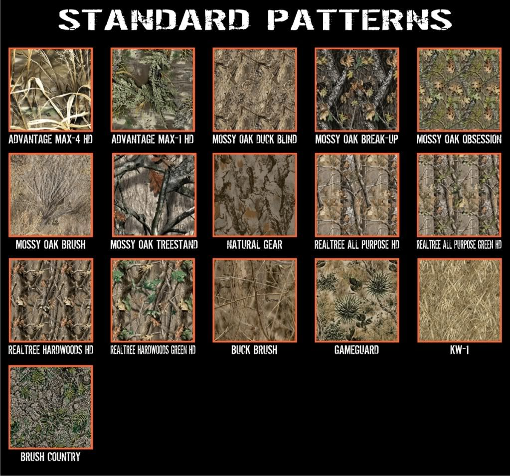 Hunting Camo Patterns | Red Neck | Pinterest | Camo ...