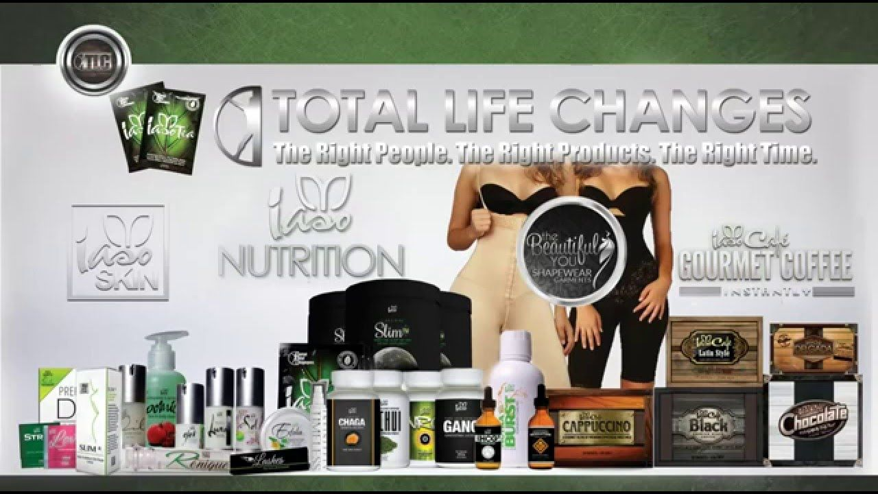Visit www.SteviaYummy.com Total Life Changes | Product ...