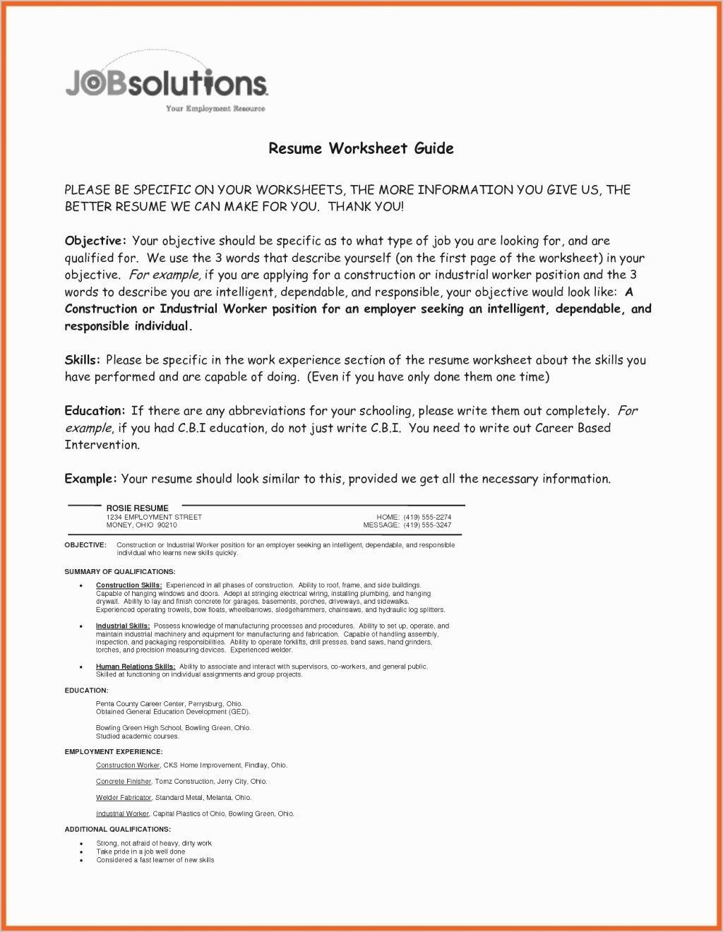 30 Welder Fabricator Resume Sample Job Resume Examples Acting