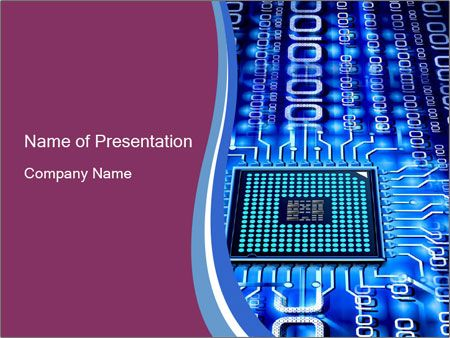 Electronic chip powerpoint templates engineering pinterest electronic chip powerpoint templates toneelgroepblik Choice Image