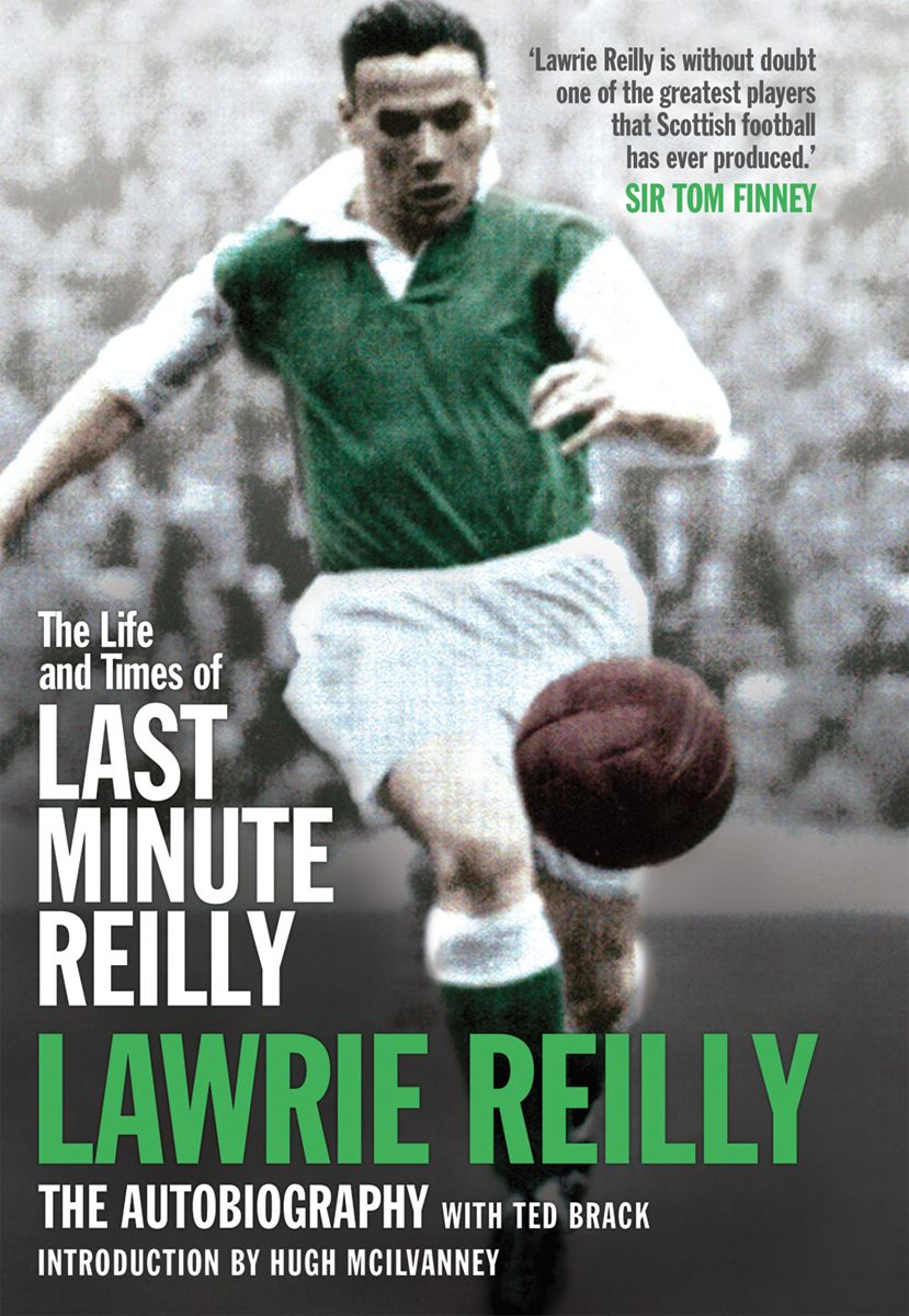 Reilly was a goalscoring phenomenon. He played in three Scottish League title-winning teams for Hibernian and was the club's leading goal scorer in league football for seven successive seasons. In all, Lawrie scored an astonishing 234 goals for Hibs, a club record. All this success was achieved despite having to retire before the age of thirty due to a serious knee injury. It's a story full of fantastic tales and anecdotes from a time when the Famous Five ruled football in Scotland.