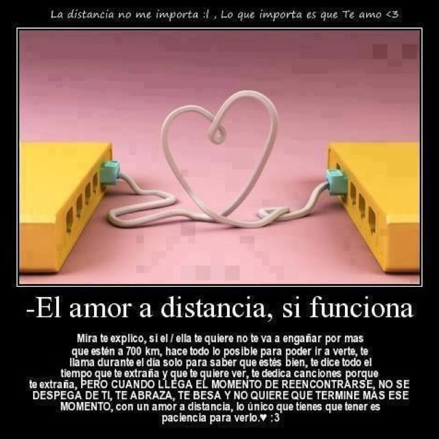 Amores De Larga Distancia Spanish Quotes Some Good Quotes Long Distance Love Poems