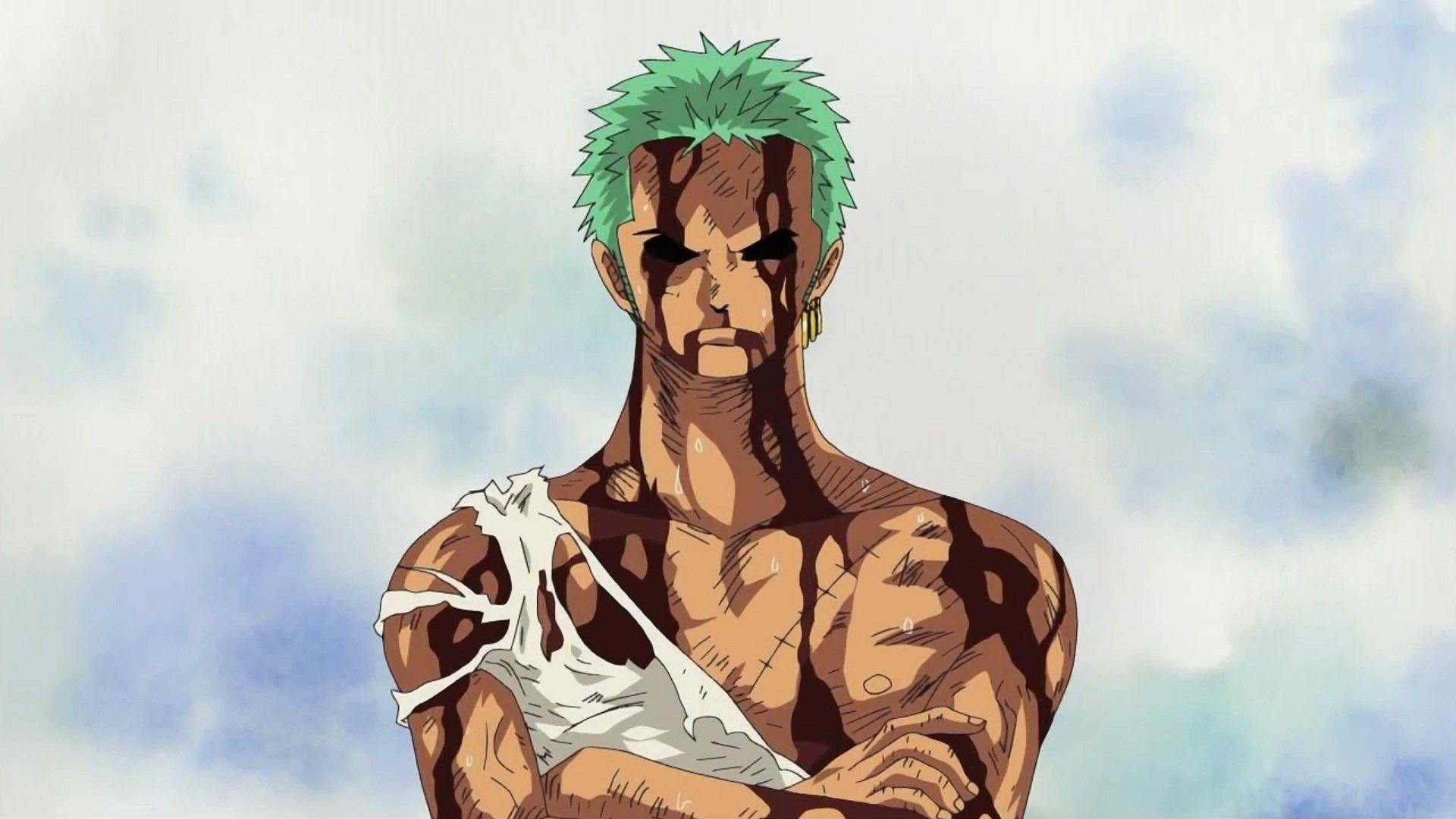 Zoro One Piece Images Hd Wallpaper Pirate Hunter Zoro Pinterest