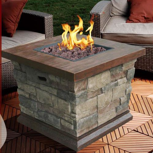 Outstanding Found It At Wayfair Modern Home Propane Gas Fire Pit Download Free Architecture Designs Lectubocepmadebymaigaardcom