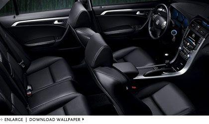 Acura TL Black Leather Interior Black Steel Pinterest Acura Tl - Acura tl leather seats