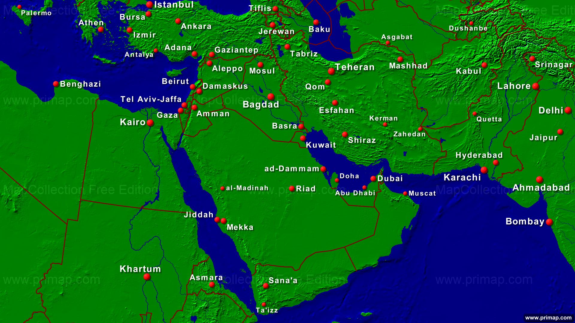 Pin On Mittlerer Osten
