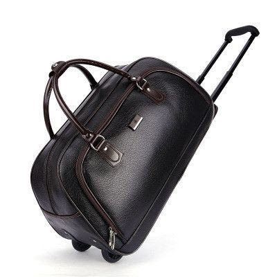 22 Inch women & men's travel bags handbags duffel bag luggage suitcase waterproof bag domestic delivery