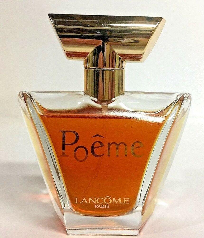 Lancome Poeme 50 Ml 17 Oz Eau De Parfum Edp Perfume 95