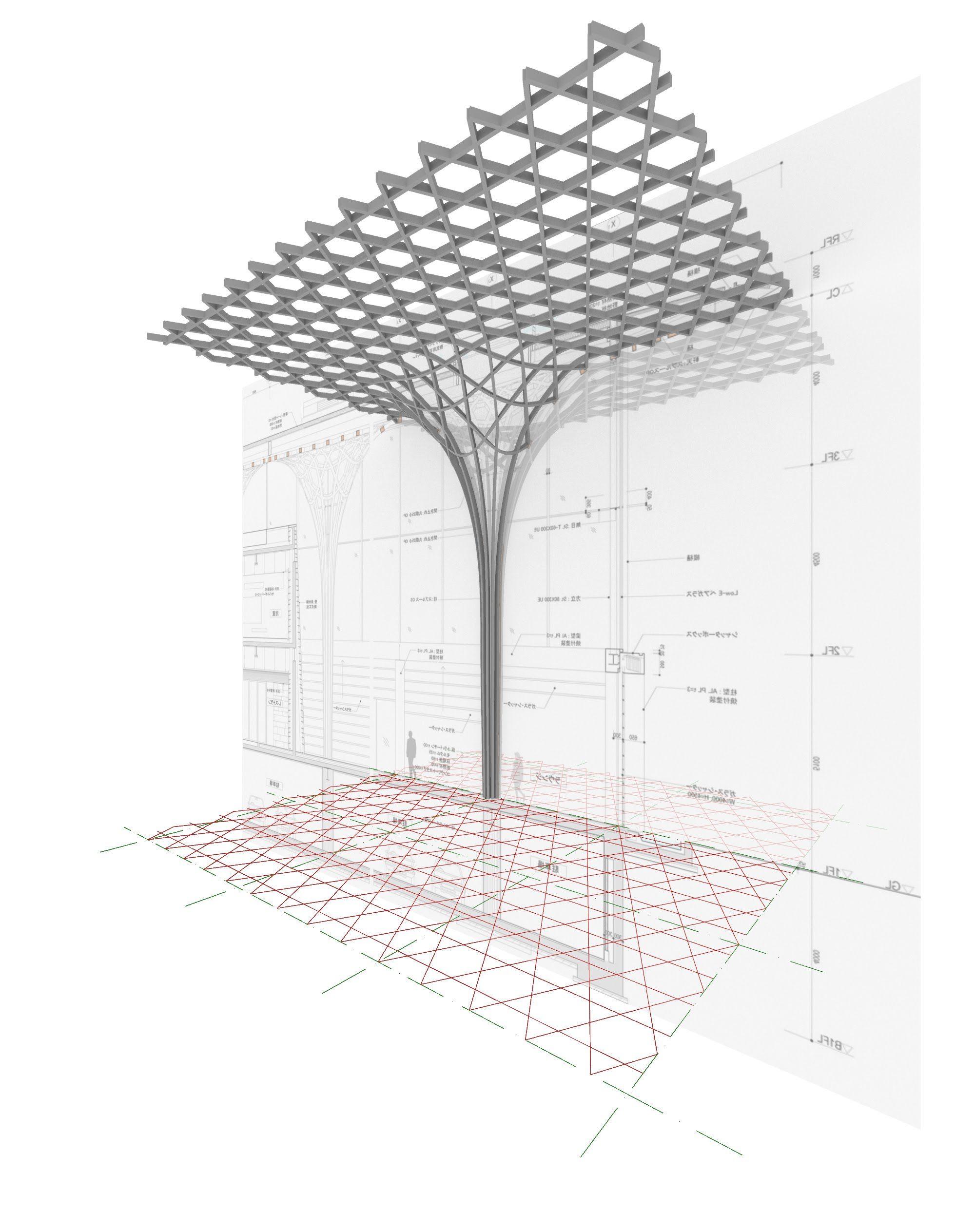 rhino tutorial club house shigeru ban 1 3 grasshopper rhino rhino tutorial club house shigeru ban 1 3 parametric architectureparametric designgrasshopper