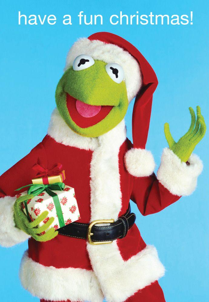 christmas kermit - Google Search | The Muppets | Pinterest | Kermit