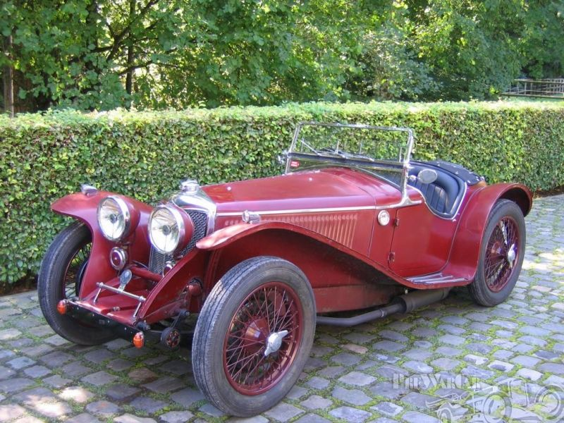 riley imp 1935 for sale 2 pre war racing cars pinterest daily magazine cars auto and cars. Black Bedroom Furniture Sets. Home Design Ideas