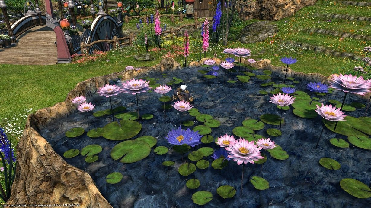 Bildresultat För Ffxiv Indoor Garden Med Bilder 400 x 300