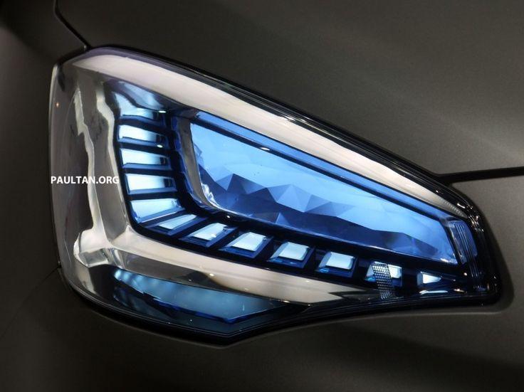 Mitsubishi Concept G4 カー デザイン オート
