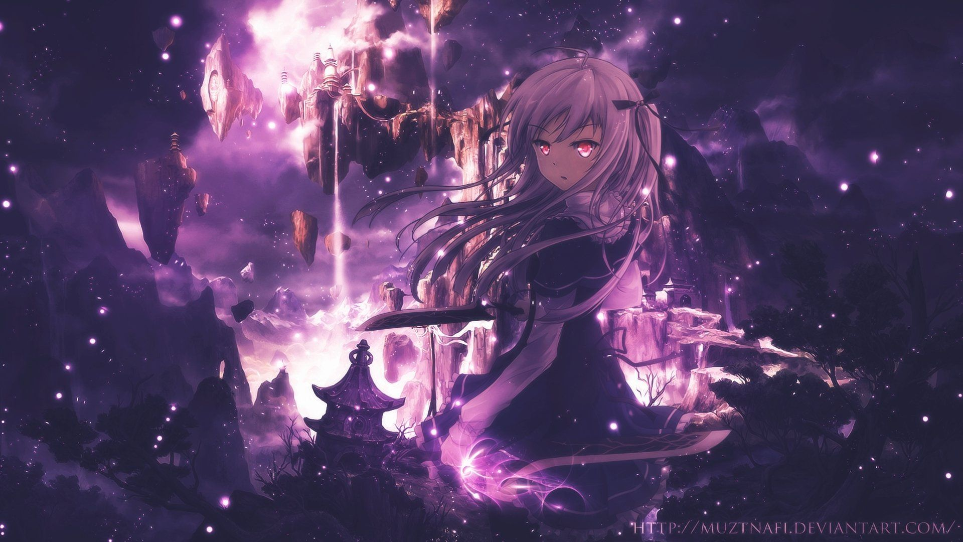 Anime Absolute Duo Wallpaper Anime Wallpaper Live Anime Wallpaper Anime Scenery Wallpaper