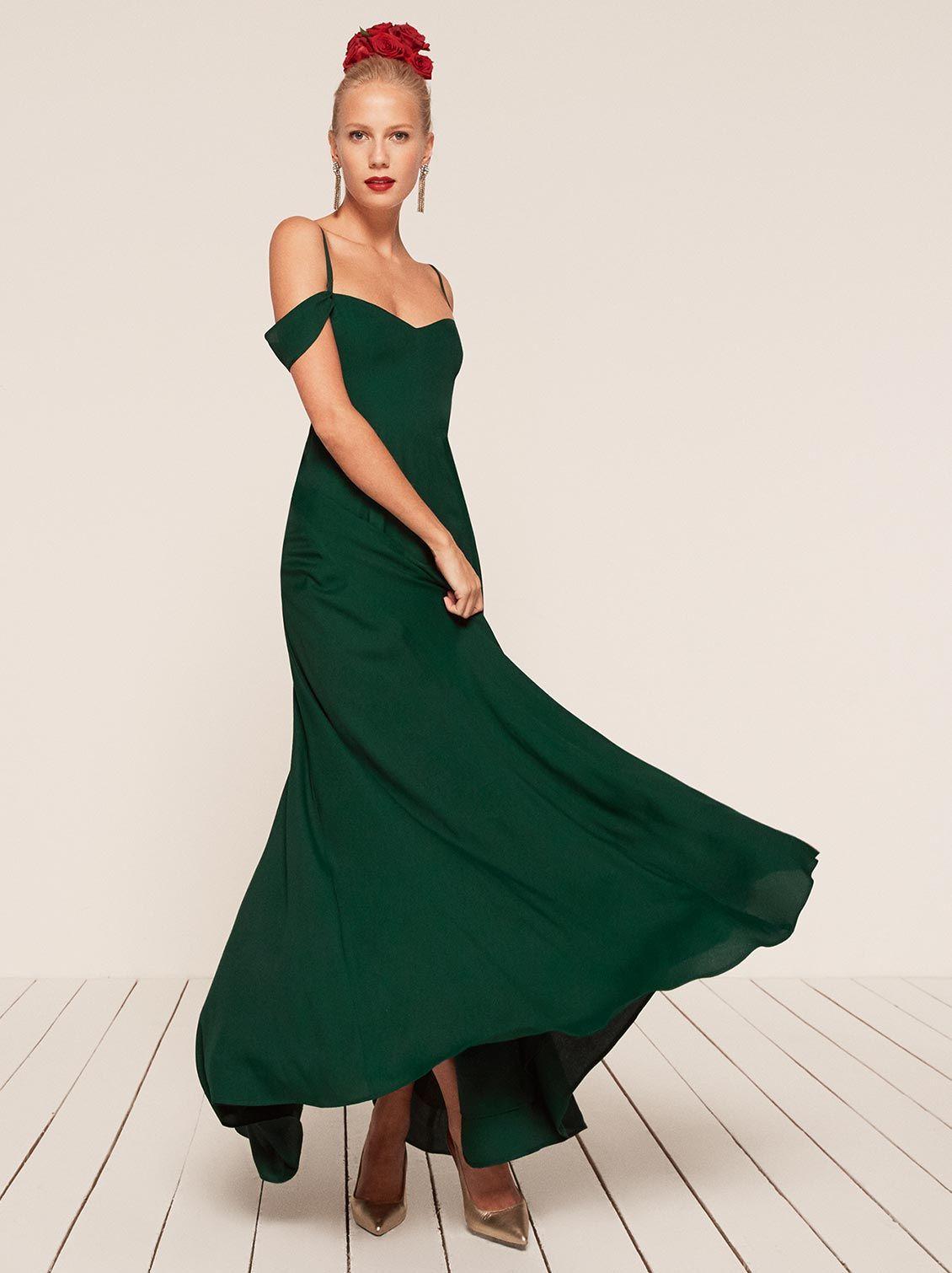 Layley Dress Reformation