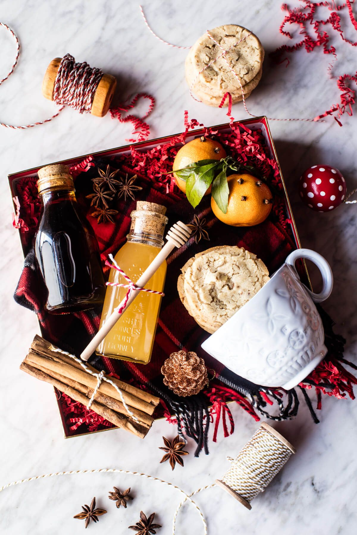 Coziest homemade hot toddy kit half baked harvest