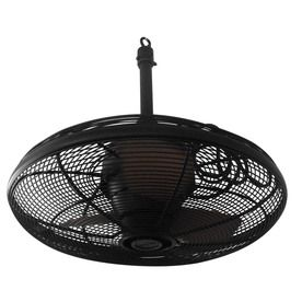 Allen Roth 20 In Valdosta Oil Rubbed Bronze Outdoor Ceiling Fan 119