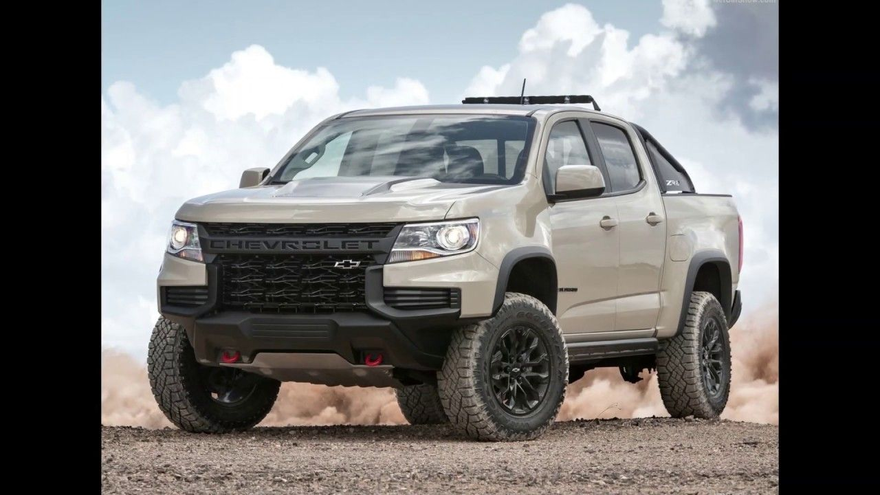 2020 Chevrolet Colorado Zr2 Chevrolet Colorado Zr2 Ute