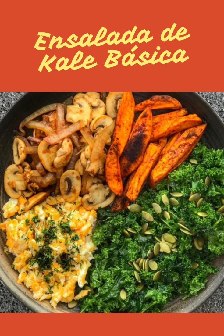 recetas para inclinar de balanza con kale