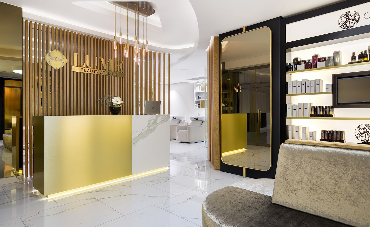 Lume Beauty Atelier Cape Town South Africa Salon Interior
