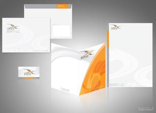 Letterhead Design Ideas Graphics Pinterest Letterhead examples