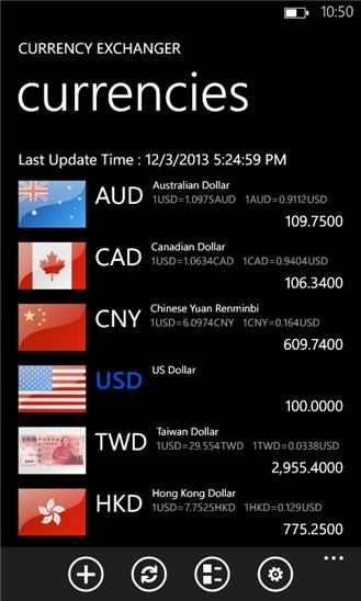 Currency Exchanger Free Convert More Than 150 Global Exchange Rates Quickly And Easily
