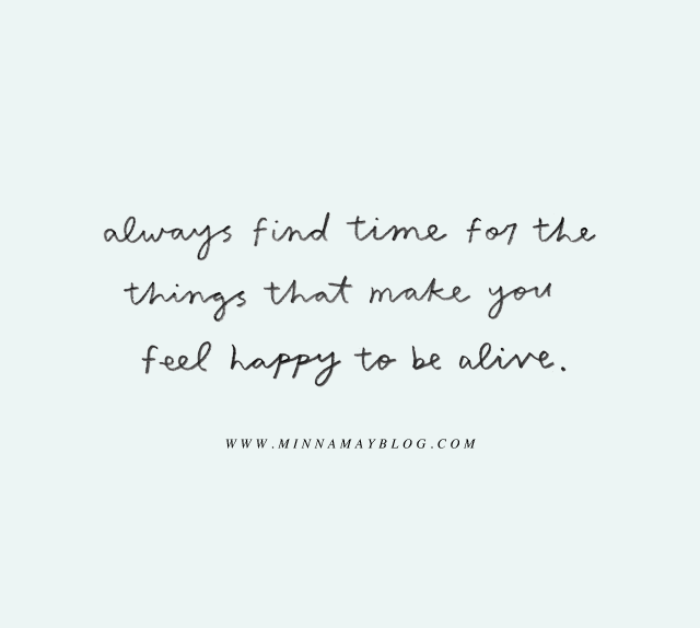 minna may: find time