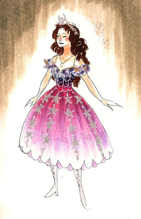 8b94e3ac62430 Christine Daaé costume sketch | The Phantom of the Opera | Phantom ...