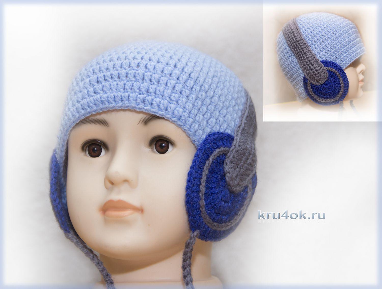 вязаные шапки спицами для девочек схемы