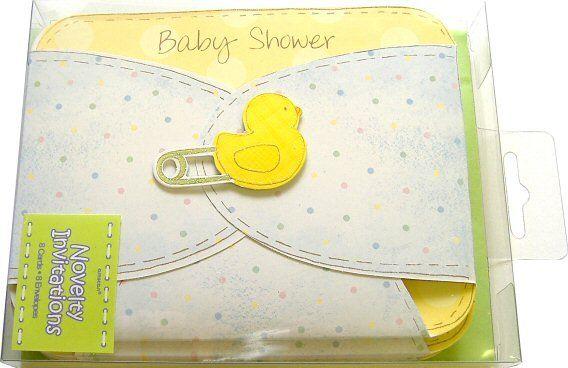 Baby Shower Invite Baby Shower Pinterest Diaper baby showers
